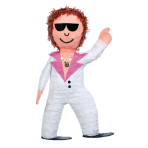 Disco Dancer Pinatas - 4 PC