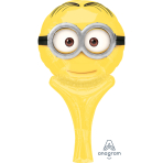 Despicable Me Minions Inflate-a-Fun Foil Balloons  - A05 5 PC