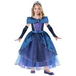 Pretty as a Princess Starcatcher Princess Costume - Age 6-8 Years - 1 PC