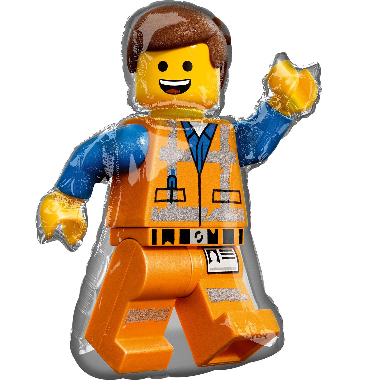 Lego Movie 2 Supershape Foil Balloons 24 Quot 60cm X 32 Quot 81cm