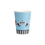 On the Road Paper Cups 250ml - 10 PKG/8