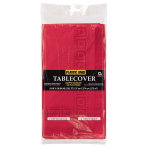 Apple Red Paper Tablecovers 1.37m x 2.74m - 6 PC