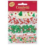 Christmas Confetti Value Packs 34g - 12 PC