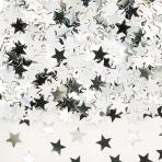Stardust Silver Metallic Confetti 14g - 12 PC
