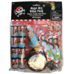 Little Pirate Mega Mix Value Favour Packs  - 6 PKG/48