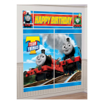 Thomas & Friends Wall Decoration Kits - 6 PKG/5