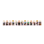Love Always & Forever Photo Garlands 1.6m - 6 PC