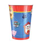 Paw Patrol Paper Cups 250ml - 6 PKG/8