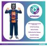 Werewolf Sustainable Costume - Age 6-8 Years - 1 PC