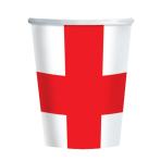 England Paper Cups 266ml - 12 PKG/8