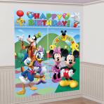 Mickey Mouse Scene Setters - 12 PKG/5