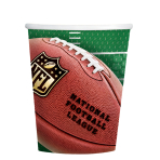 NFL Paper Cups 255ml - 12 PKG/8