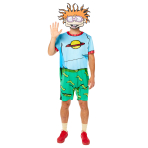Rugrats Chuckie Costume - Large Size - 1 PC