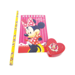 Minnie Mouse Red Stationery Favour Packs - 6 PKG/20