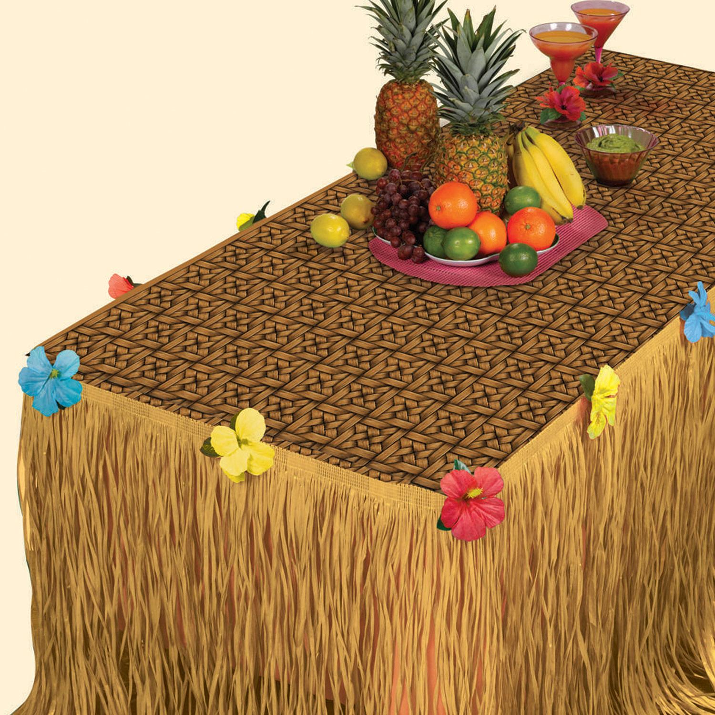 Hawaiian Transform A Table Luau Kits