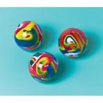 Favours Bounce Balls - 45mm - 6 PKG/6