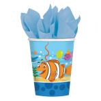 Ocean Buddies Paper Cups 266ml - 12 PKG/8