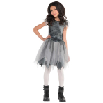 Zombie Dress - Size 8-10 Years - 1 PC