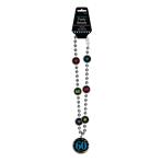 60th Bead Necklaces 76cm - 6 PC