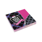Monster High Luncheon Napkins- 10 PKG/20