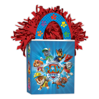 Paw Patrol Mini Tote Bag Balloon Weights - 12 PC