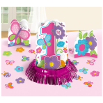 Sweet Birthday Girl Table Decorating Kits - 6 PKG