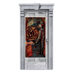 Creepy Carnival Door Decorations 1.65m x 85cm - 6 PKG