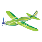 Gliders with Propellers - 6 PKG/4