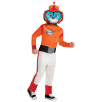 Top Wing Swift Costume - Age 4-6 Years - 1 PC