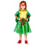 Teenage Mutant Ninja Turtles Costume - Age 6-8 Years - 1 PC