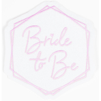 Team Bride to Be Iron-On Patch - 1 PC