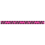 Hen Party Plastic Party Tapes 9.1m - 6 PC