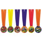 Blaze Award Medals - 6 PKG/12