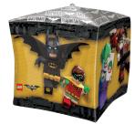 LEGO Batman Cubez Foil Balloons G40 - 5 PC