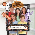 Customisable Giant Halloween Photo Frames - 3 PKG/15