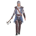 Assassin's Creed Connor Costume - Size XL - 1 PC