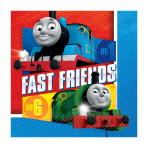 Thomas & Friends Luncheon Napkins 33cm - 6 PKG/16