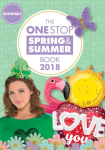 Take a peek at our new 2018 Spring & Summer Book!