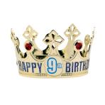Happy Birthday Add an Age Crowns - 6 PC