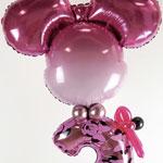 Ombre Minnie