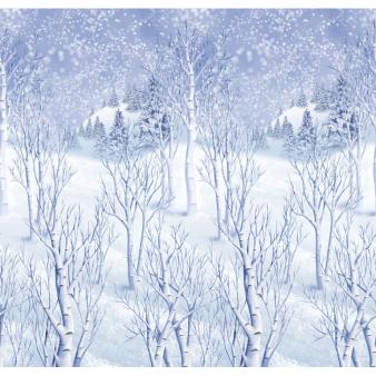 Winter Wonderland Room Scene Setters 1.2m x 12.2m - 4 Rolls