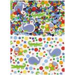 Ahoy Baby Blue  Confetti - 12 PKG
