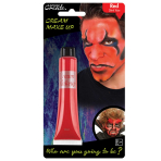 Red Cream Make Up 28ml Tube - 6 PKG