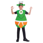 Outerspace Underpants Unisex Costume - Age 6-8 Years - 1 PC