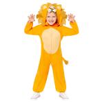 Lion Onesie - Age 4-6 Years - 1 PC