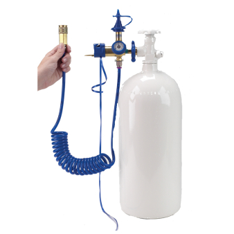 Conwin 10ft (UK Thread) Extension Hose Inflator - 1 PC