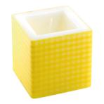 Yellow Candles 8cm x 8cm - 6 PKG