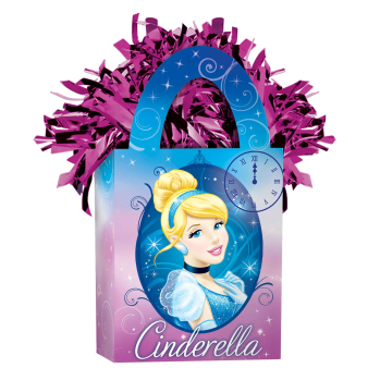 Cinderella Tote Balloon Weights 156g - 12 PC