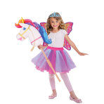 Barbie Hobby Rainbow Unicorn Set - Age 3-10 Years - 1 PC