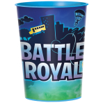 Battle Royal Favour Cups 473ml - 12 PC
